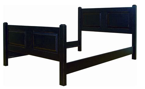 Panel Bed Frame raised panel bed frame bedroom