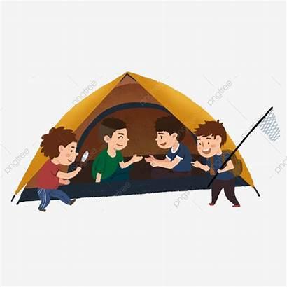 Camping Tent Clipart Transparent Psd Perkhemahan Khemah