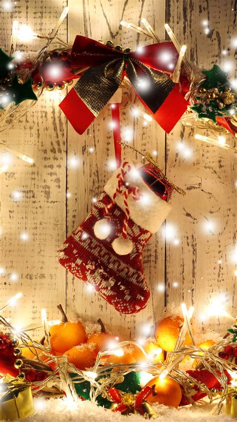 wallpaper christmas  year wreath garland gift