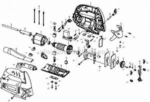 Craftsman 3202190 Parts List And Diagram