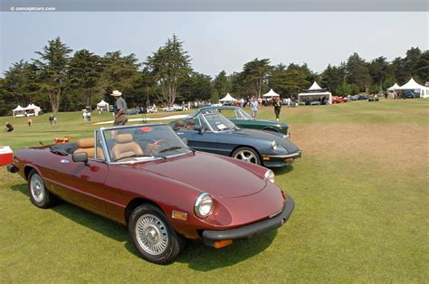 1981 Alfa Romeo Spider by Auction Results And Sales Data For 1981 Alfa Romeo Spider