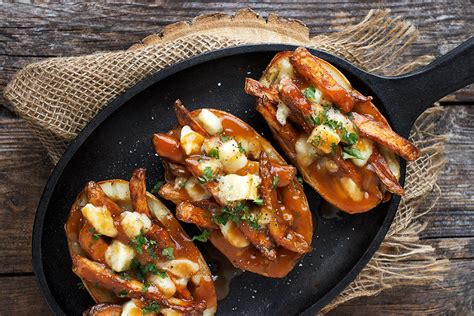 poutine cuisine poutine potato skins seasons and suppers