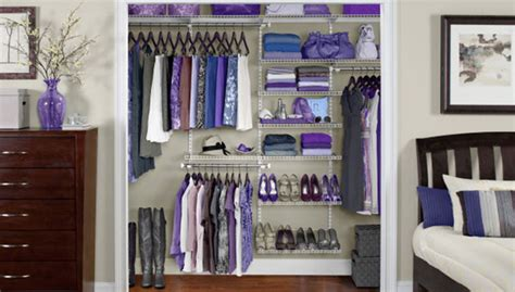 Small Closets by 9 Storage Ideas For Small Closets
