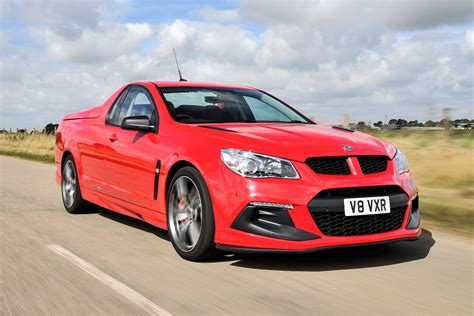 vauxhall colorado vauxhall vxr8 maloo 2017 review pictures auto express