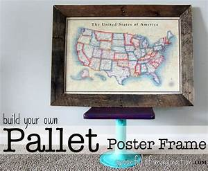 Hang Your Favorites With These 22 DIY Poster Frames!