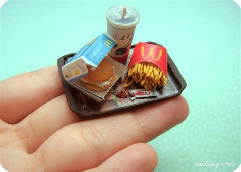 cuisine miniature aiclay a of miniature food my high fast