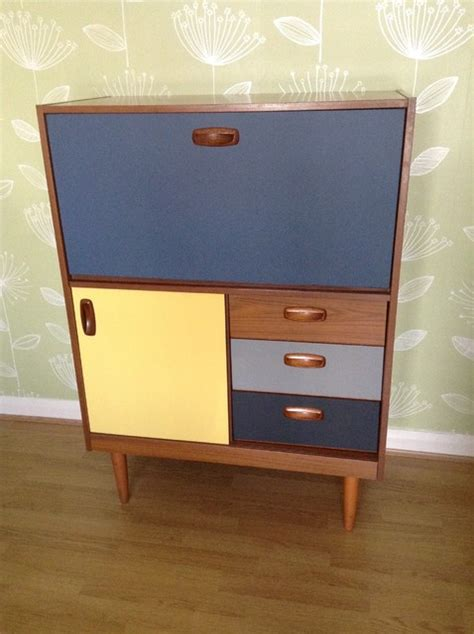 organisation bureau schreiber bureau upcycled furniture midcentury desks