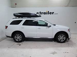 2015 Dodge Durango Thule Hyper Xl Rooftop Cargo Box