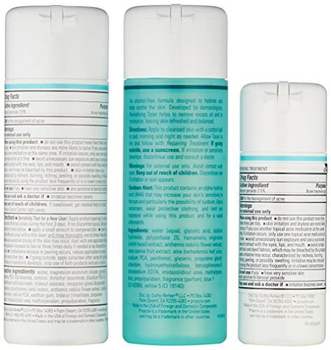proactiv  step acne treatment system  day skin care