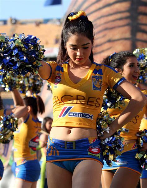 meet  tigres cheerleaders  hottest