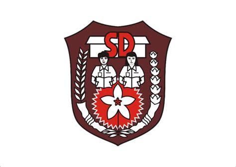 Logo Sd Vector Download Logo Sd (logo Sekolah Dasar