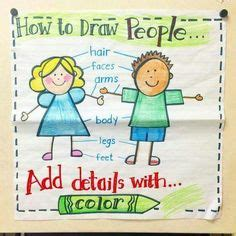 guided drawing kindergarten images   art