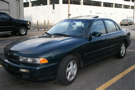 1994 Mitsubishi Galant by 1994 Mitsubishi Galant Information And Photos Zombiedrive