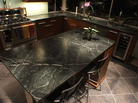Soapstone Countertops Indianapolis by Stonemart Soap Black