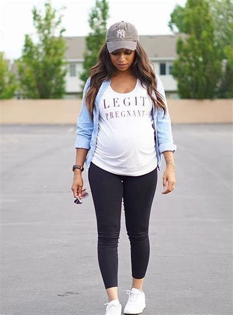 25+ cute Maternity fashion ideas on Pinterest | Pregnancy outfits Fall maternity outfits and ...