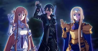 Sword War Alicization Underworld Intelligence Inter Anime