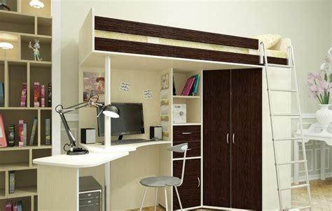 lit mezzanine ikea avec bureau lit mezzanine adulte pour l 39 aménagement du petit appartement