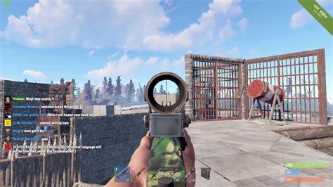 rust explosives