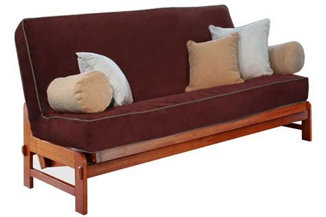 the futon store folding futon frame cherry cypress wood futon sofa