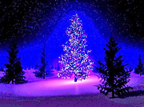 Lovely Festival Christmas Tree Wallpapers
