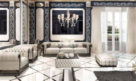 Italy Luxury Modern Furniture