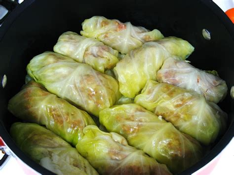 stuffed cabbage the gluten free spouse gluten free stuffed cabbage rolls turkey and rice