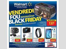 Walmart QC Black Friday Flyer November 25 to 27