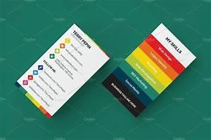 Social media business card 61 business card templates for Social media business cards template