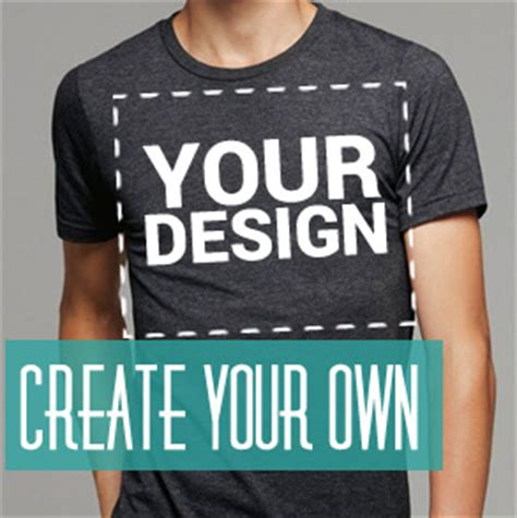 design your own shirts create your own tshirt printing design reinfall