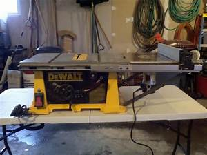 Cool Idea To Add A Router Table To Existing Table Saw For Small Spaces