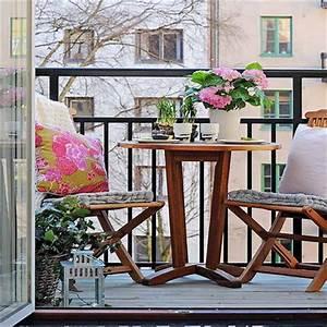 Balcones pequeños con madera Decoración de Interiores y Exteriores EstiloyDeco