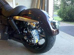 Street bob tail light options harley davidson forums