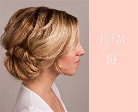 Fishtail, Updo And Thoughts Short Hairstyles For Very Thin Hair Over 50 Long Inverted Bob 2016 Medium Party Videos Bridesmaid Thick Photos Of Easy To Do At Home