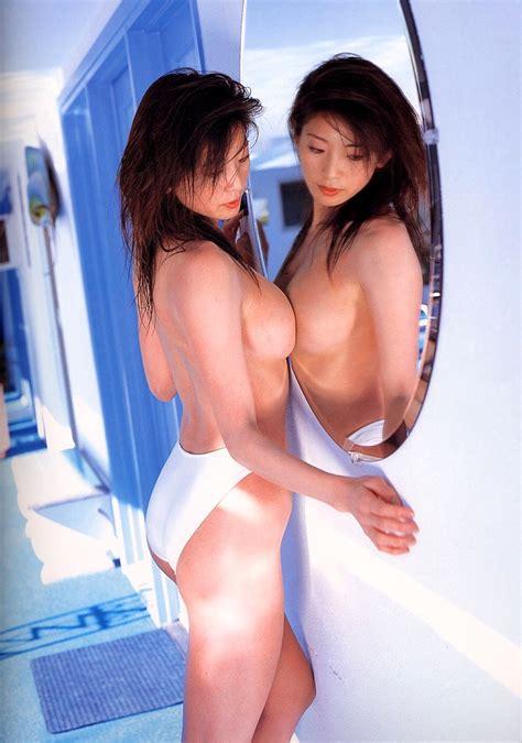 アイドルヌード・sex動画ブログ ★★中島史恵の濡れた透け乳首