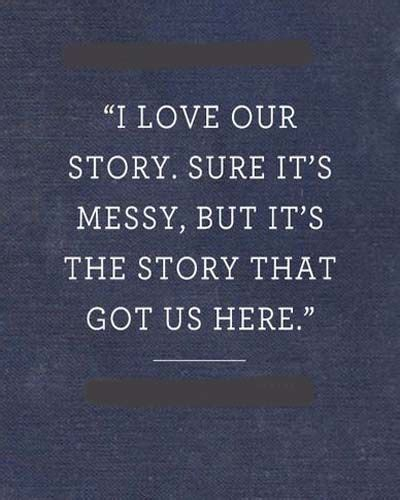 love  story   messy love quotes love