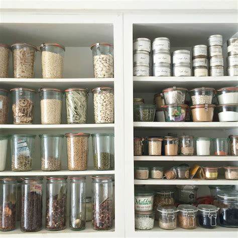 jar kitchen storage fall pantry staples from the cookbook create 7395