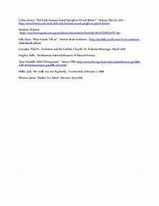 evolution paper topics