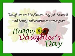 11th August Hap... Daughters Day