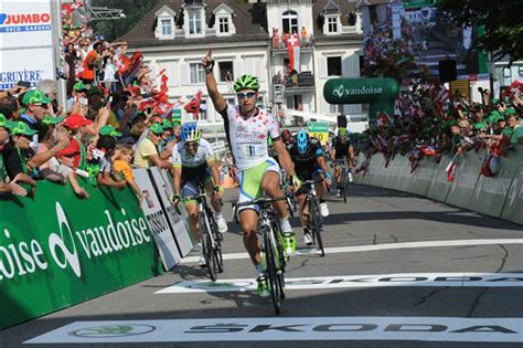 2014 Tour Of Switzerland Stage 3 Results By Bikeraceinfo