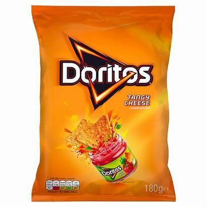 Doritos Chips Cheese Tortilla Tangy 180g Crisps