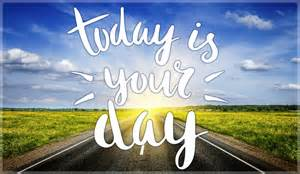 Today's Your Day