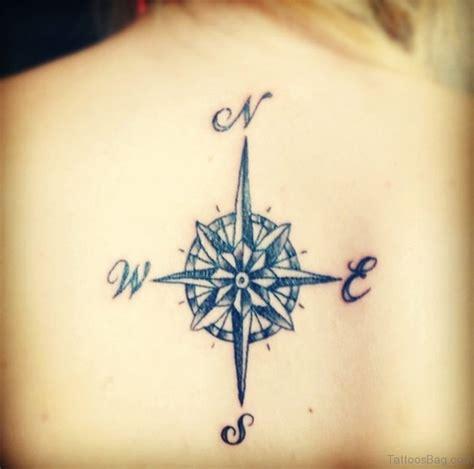 Minimalist Compass Rose Tattoo Printablehd