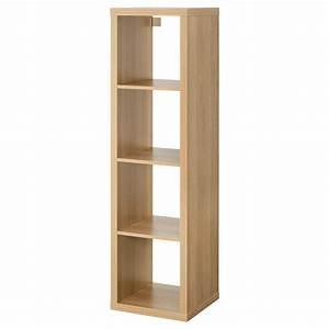 KALLAX Shelving Unit Oak Effect 42 X 147 Cm IKEA