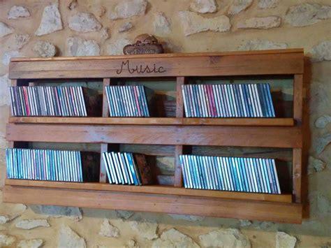 pallet cd shelf  pallets