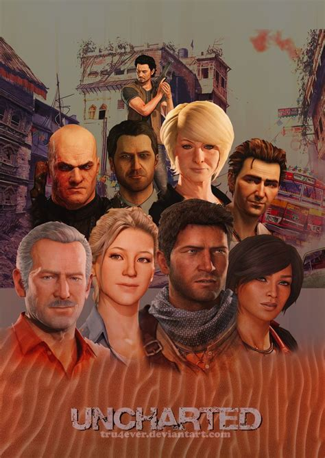 17 Best Images About Uncharted On Pinterest Artworks