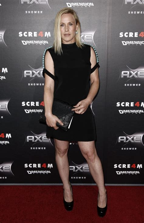 Patricia Arquette Weight, Height And Age We Know It All