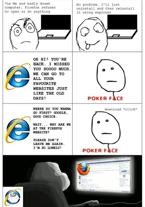 Internet Face Meme - image 344846 internet explorer know your meme