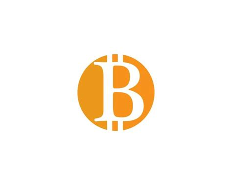 Discover and download free bitcoin logo png images on pngitem. Bitcoin logo vector template - Download Free Vectors ...