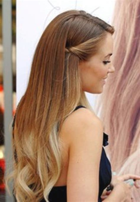 hair straightened styles easy hairstyles fade haircut