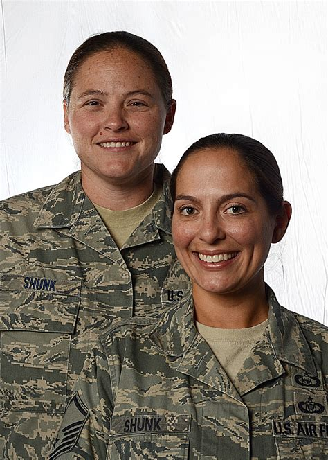 Aviano Pair First Same Sex AF Couple To Get Joint